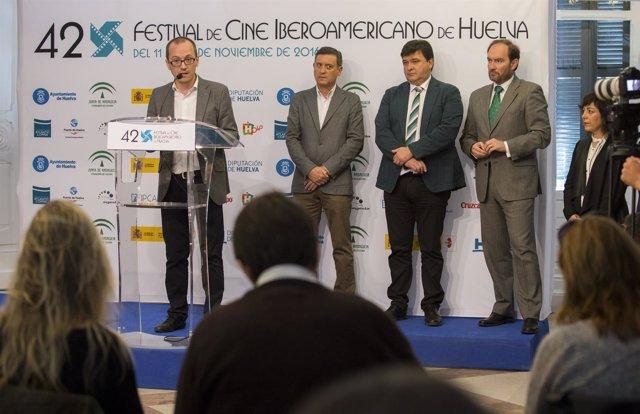 Presentación del Festival de Cine
