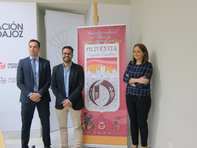 Presentación de Oliventia