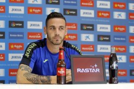 """Álvaro Vázquez: """"La lesión me ha frenado pero ya está superada"""""""
