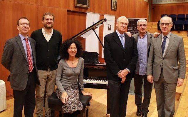 Presentación del concierto de DSS2016EU.