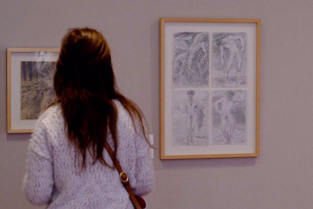 Exposición José María Fernández en el MUPAM