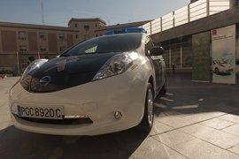 La Guardia Civil adquiere su primer vehículo eléctrico por unos 20.000 euros