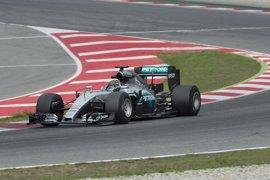 Rosberg quiere rematar en Brasil y emular a su padre 34 años después