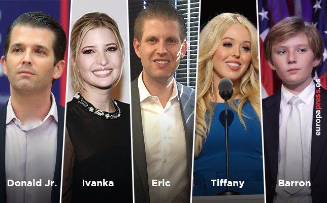 Quién es Barron Trump, conocido como 'Little Donald'?