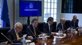Rajoy mantiene sin cambios el Departamento de Seguridad Nacional