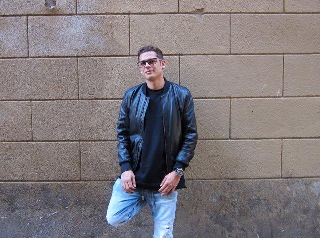El dj barcelonés Brian Cross