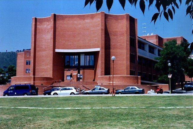 Edificio Vértex de la UPC