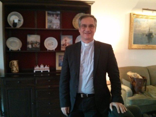 Prefecto de Comunicación de la Santa Sede, Dario Edoardo Viganò