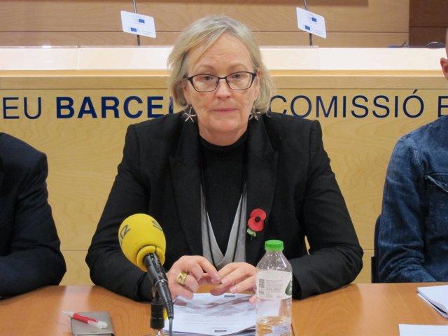 Eurodiputada Contaminació