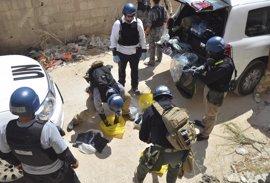 Rusia halla pruebas que demuestran que se usaron armas químicas en Alepo