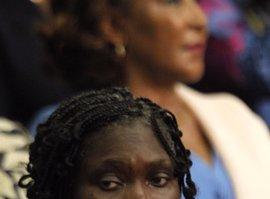 Aplazado el juicio contra Simone Gbagbo tras no comparecer ante el tribunal
