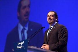 """Hariri se muestra """"optimista"""" sobre la posibilidad de formar """"pronto"""" Gobierno en Líbano"""