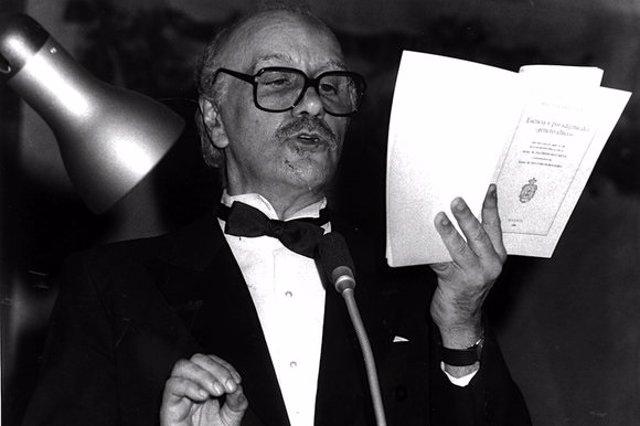 El dramaturgo Francisco Nieva