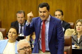 """Moreno dice que Díaz debería ser """"prudente"""" en sus valoraciones sobre Trump"""