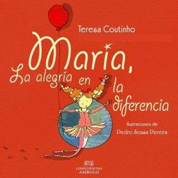 Portada del libro 'María, la alegría en la diferencia'