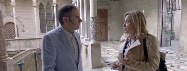 Joana Ortega en TV3