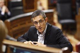 Madina se descarta para liderar el PSOE y dice que, con 90 escaños, habría dimitido
