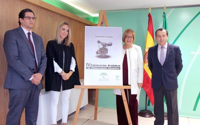 Presentación concurso andaluz de videocreación