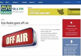 Cerrada la popular emisora Eye Radio en Sudán del Sur