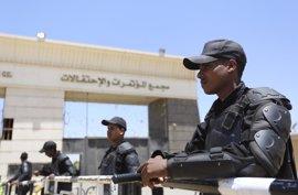 La Policía se despliega en El Cairo para evitar manifestaciones contra la austeridad