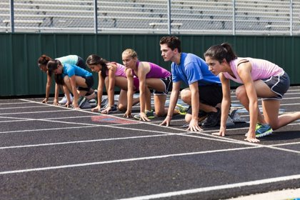 Si eres adolescente, ¡no abandones el deporte!