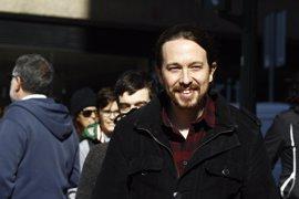 Pablo Iglesias dice que las primarias de Madrid anticipan el debate del próximo Vistalegre