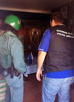 Guardia Civil detiene a una violenta y peligrosa organización criminal