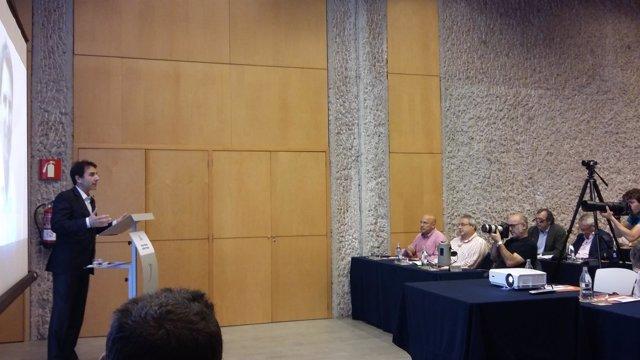 Isidoro Hornillos presenta su candidatura a la presidencia de la RFEA