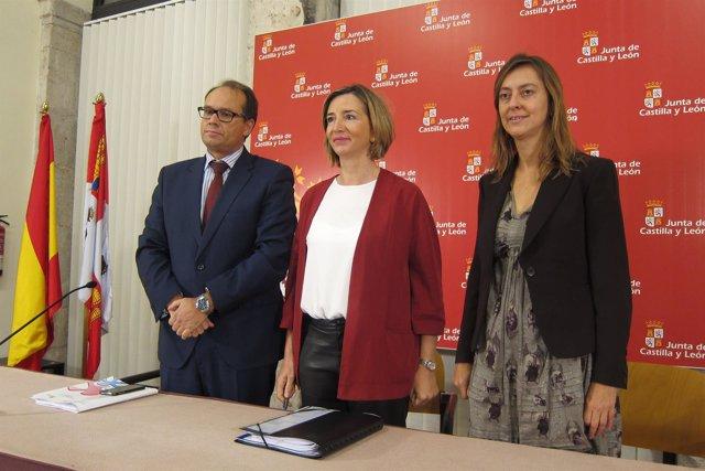 García presenta en rueda de prensa el VII Plan Regional de Drogas