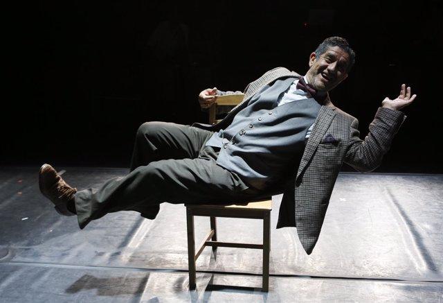 Pedro Casablanc llega al Teatro Central con 'Yo, Feuerbach'