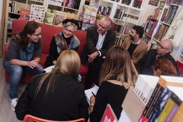Actividad por el Día de las Librerías en Sevilla