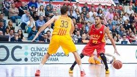 Murcia prueba al superviviente Barça y el Valencia recibe al Baskonia
