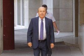 Torres Hurtado, investigado por ocho delitos en el caso Nazarí