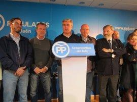 """Fernández de Moya ofrece """"mano tendida"""" para un nuevo sistema de financiación autonómica"""