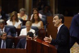 Espinar dice que si estuviera en el lugar de José Manuel López no sería portavoz de la Asamblea