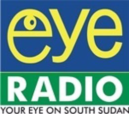 Logo de la radio de Sudán del Sur de Eye Radio