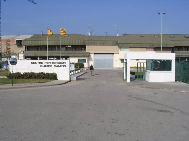 Cárcel de Quatre Camins