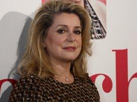 Catherine Deneuve inaugura este domingo el Festival de Cine de Almería
