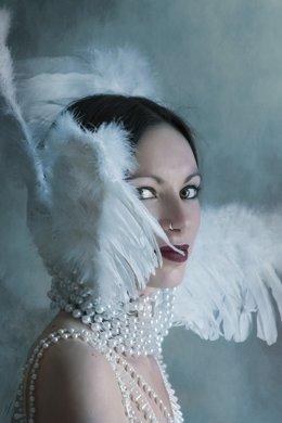 Uno de los retratos de 'Des-Enmascarados'
