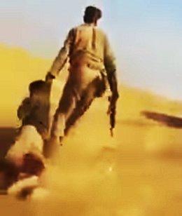 Niño de Estado Islámico supuestamente ejecutado por Irak