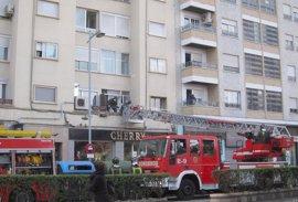 Policía Nacional investiga las causas de la explosión de gas en Zaragoza