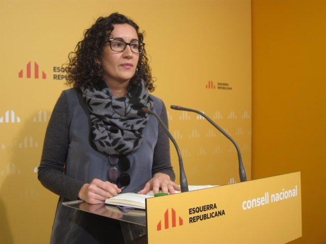 Marta Rovira (ERC)