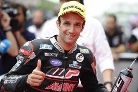 Zarco se adjudica la última pole de Moto2