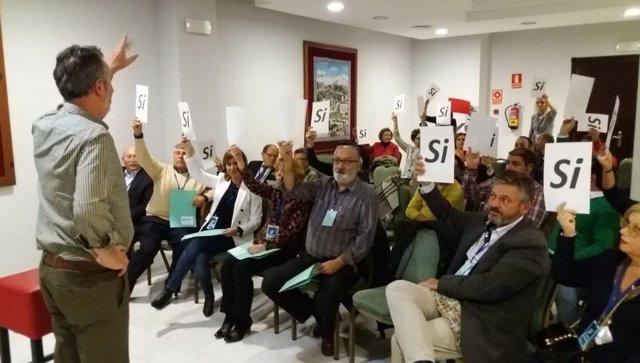 Populares en Libertad de Melilla se integra en el PP