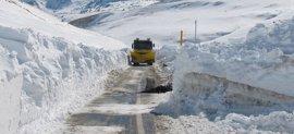 Preparado el dispositivo de vialidad invernal de Aragón que cuenta con 46 quitanieves