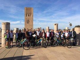 Moving for Climate NOW (Día 6): La llave de la ciudad de Rabat en el ecuador de la marcha