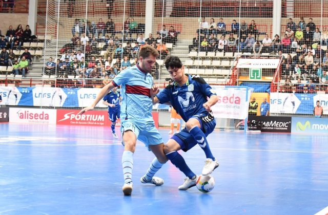 Movistar Inter gana en la LNFS al Levante UD