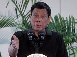 Duterte contempla suspender el hábeas corpus en Filipinas para acabar con los narcotraficantes