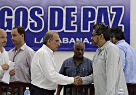 El Gobierno colombiano y las FARC anuncian la firma de un nuevo acuerdo de paz