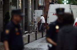 El Patio Maravillas es desalojado a medianoche y convoca una protesta esta tarde en la plaza del Dos de Mayo